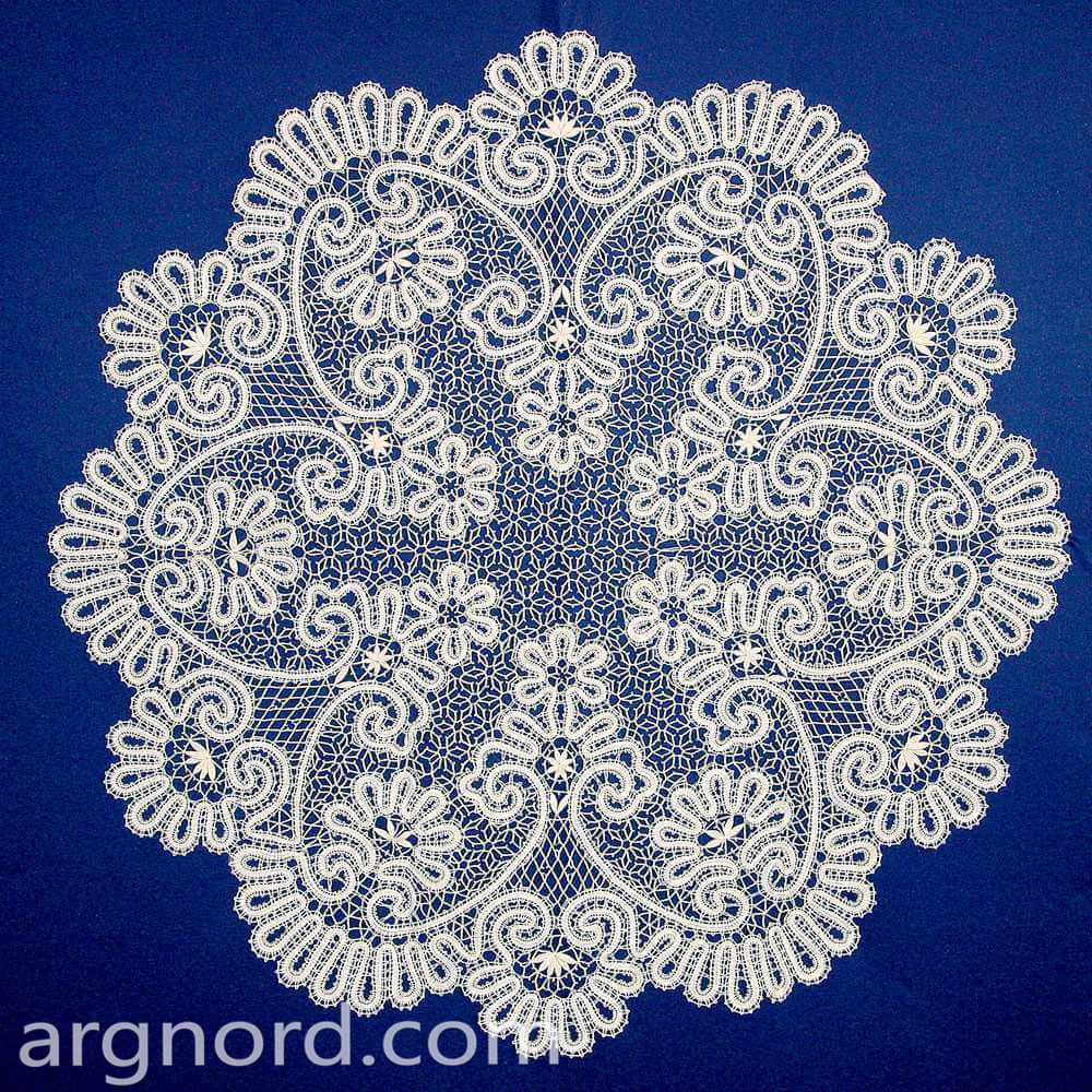 White Lace tablecloth | VKR-690
