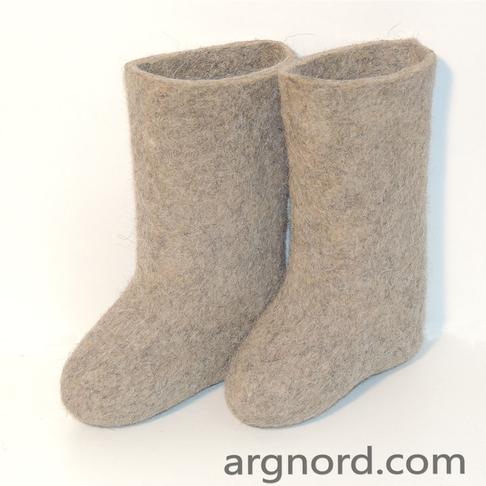 100% Wool Valenki Felt Boots for children | VD001
